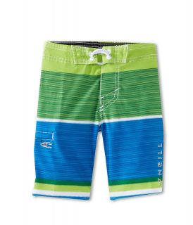 ONeill Kids Heist Boardshort Boys Swimwear (Green)
