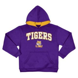 NCAA Kids LSU Sweatshirt   Violet (S)