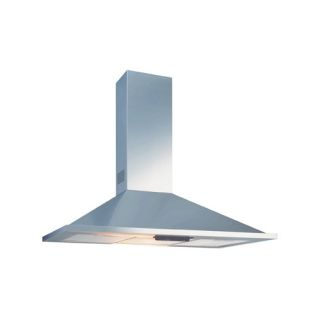 Air King VAL30SS Valencia Wall Mounted Range Hood, 30Inch Wide Stainless Steel