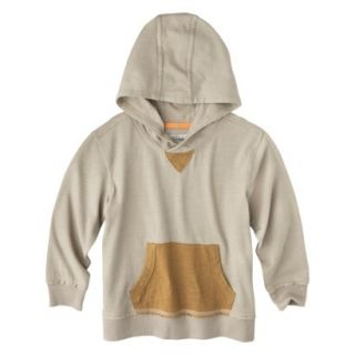 Genuine Kids from OshKosh Infant Toddler Boys Sweatshirt   Khaki 3T