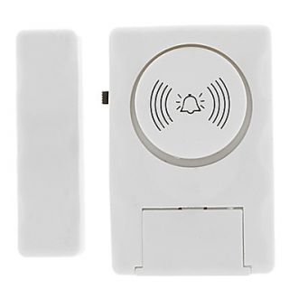 MC06 1 Door/Window Entry Alarm Magnetic Sensor for Detecting Entry
