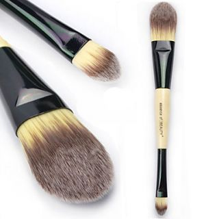 High Quality Synthetic Hair Double end Makeup Foundation Concealer Brush