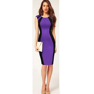 Womens Fashion Slim Party Dress