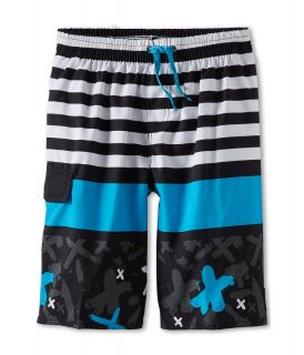 Quiksilver Kids Way Out Volley Boys Swimwear (Black)