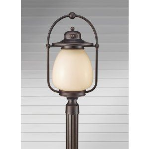 Feiss FEI OL9408GBZ Mc Coy 1   Light Outdoor Lantern