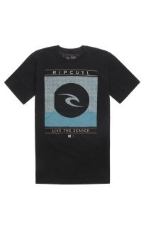 Mens Rip Curl Tee   Rip Curl Surf Crafted T Shirt