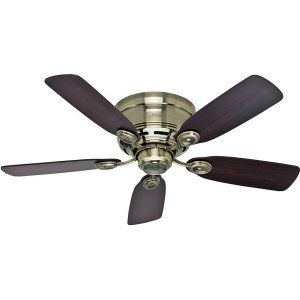 Hunter HUF 51062 Low Profile IV Low Profile Ceiling fan