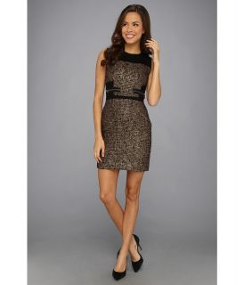Kenneth Cole New York Virida Dress Womens Dress (Black)