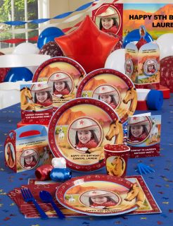 Horse Power Personalized Party Theme