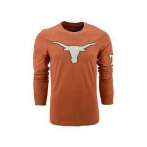 Texas Longhorns Colosseum NCAA Mens Colt Long Sleeve T Shirt