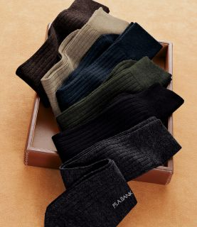 Merino Wool Over The Calf Socks JoS. A. Bank